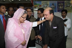 hasina-endorsement